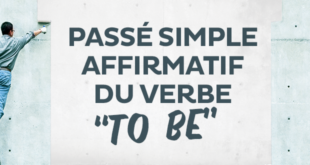 Passé-simple-affirmatif-du-verbe-to-be