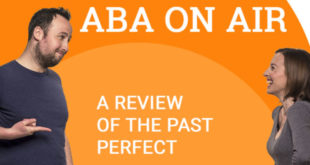 31 - 2 A review of the Past Perfect