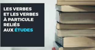 Les-verbes-et-les-verbes-à-particule-reliés-aux-études-abaenglish