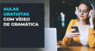 Vídeo aulas de inglês grátis