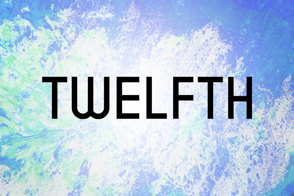 How to pronounce the word TWELFTH ABA English