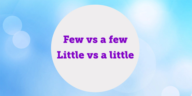 few little