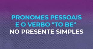 pronomes pessoais ingles