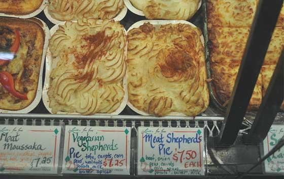 shepherds pies on sale