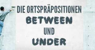 "Die-Ortspräpositionen-""between""-und-""under""-abaenglish"